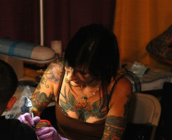 Art you can wear: Boston Tattoo Convention starts this weekend